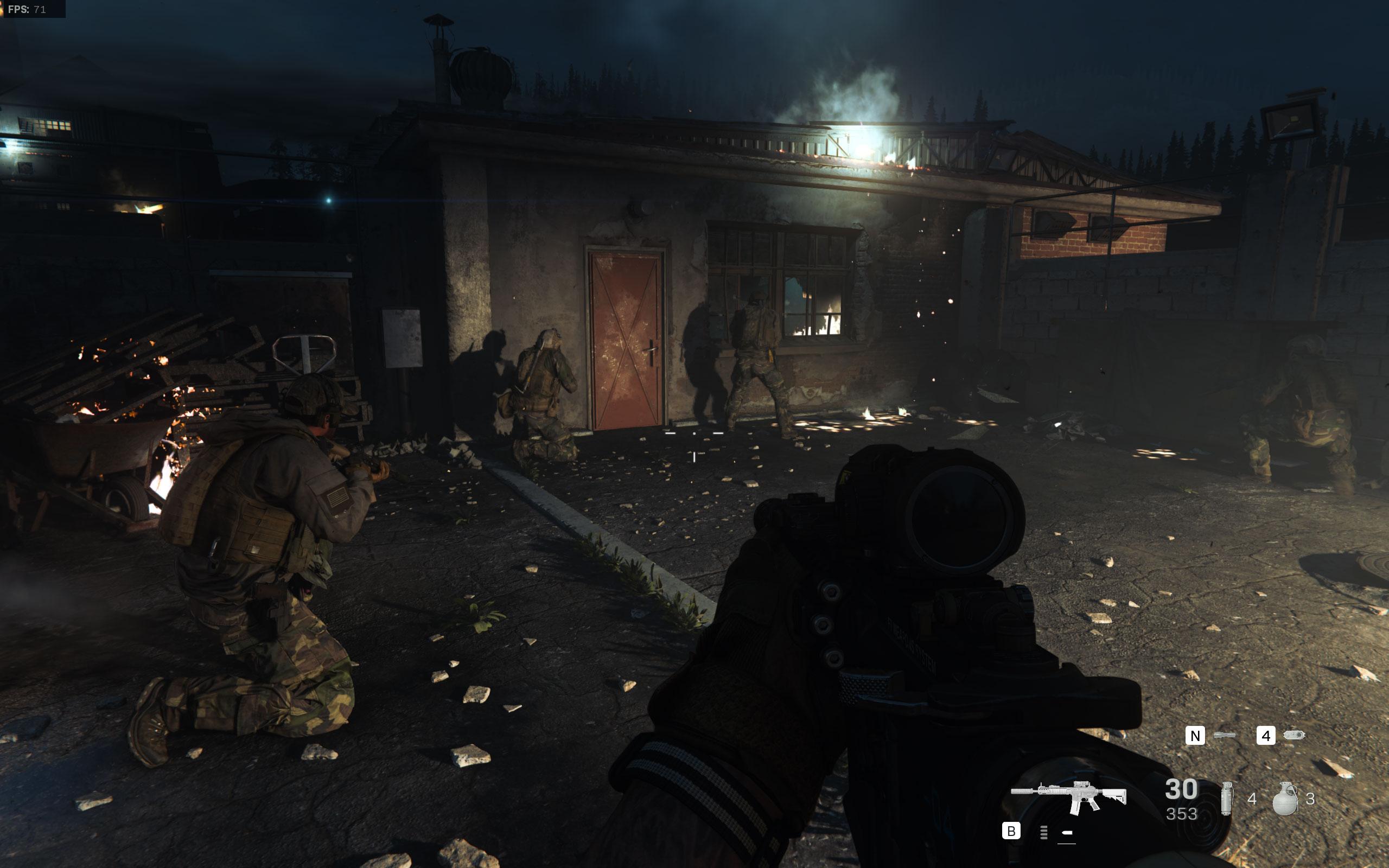 Así rinde Call of Duty: Modern Warfare en las diferentes tarjetas gráficas del mercado