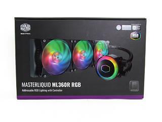 Cooler Master MasterLiquid ML360R RGB Review | TechPowerUp