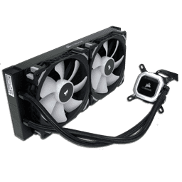 Corsair Hydro Series H115i RGB Platinum Review