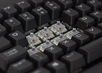 Corsair K70 RGB RAPIDFIRE Keyboard Review   TechPowerUp