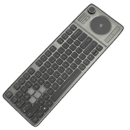 CORSAIR K83 Wireless Keyboard Review