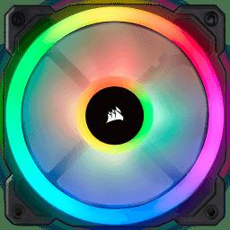 Corsair LL120 RGB Fan Review | TechPowerUp
