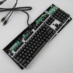 CORSAIR STRAFE RGB MK 2 Keyboard Review | TechPowerUp