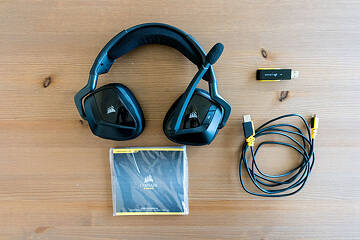 Corsair Void Pro RGB Wireless Review | TechPowerUp