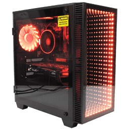 Computer Upgrade King Continuum Micro Gaming PC (Ryzen 7 2700 + RX 580 4GB) Review