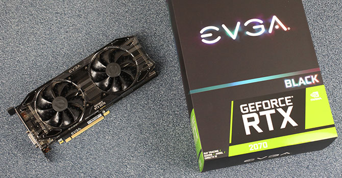 EVGA GeForce RTX 2070 Black 8 GB Review | TechPowerUp