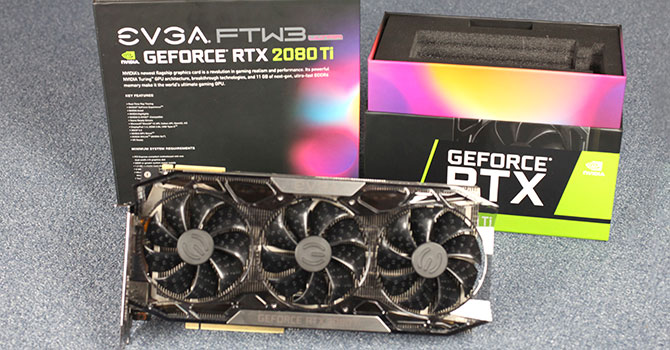 EVGA GeForce RTX 2080 Ti FTW3 Ultra 11 GB Review | TechPowerUp