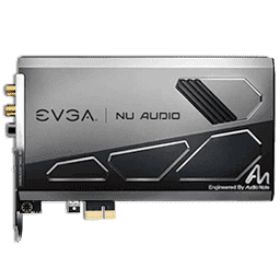 EVGA NU Audio Sound Card Review