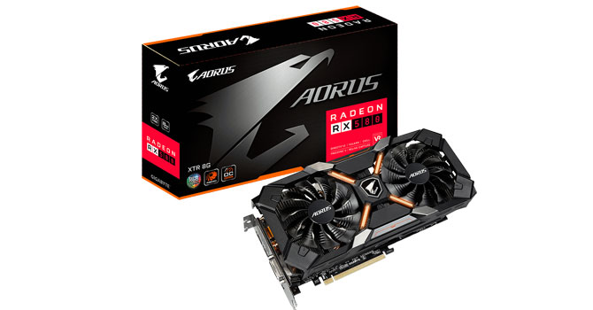 Gigabyte AORUS RX 580 XTR 8 GB Review | TechPowerUp