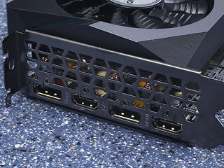 Monitor Outputs, Display Connectors