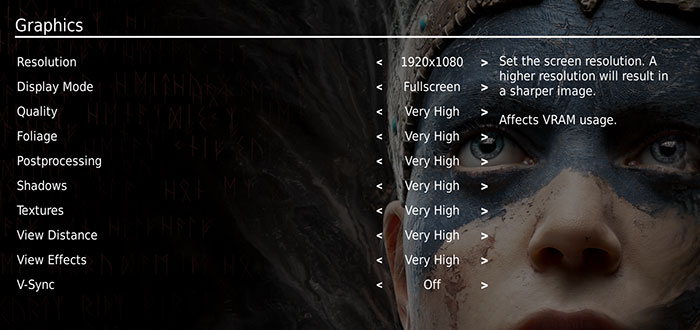 Hellblade Senua's Sacrifice: Performance Analysis   TechPowerUp