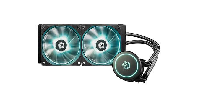 ID-Cooling Auraflow X 240 Review | TechPowerUp