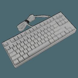 iKBC F87 RGB Keyboard Review