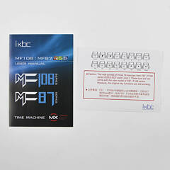 iKBC MF108 V 2 Keyboard Review   TechPowerUp