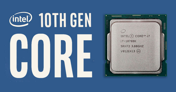 Intel Core i7-10700K Review - Unlocked and Loaded | TechPowerUp