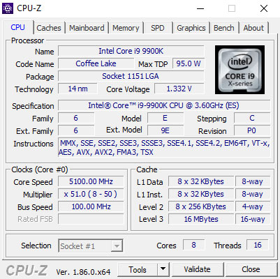 Intel Core i9-9900K Review | TechPowerUp