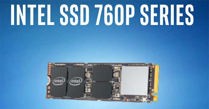 Intel SSD 760p 512 GB Review | TechPowerUp