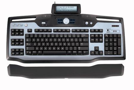Logitech G15 Gaming Keyboard R...