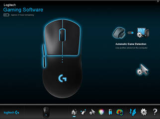 Logitech PRO Wireless Gaming Mouse Review   TechPowerUp