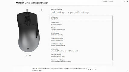Microsoft Pro IntelliMouse Review | TechPowerUp