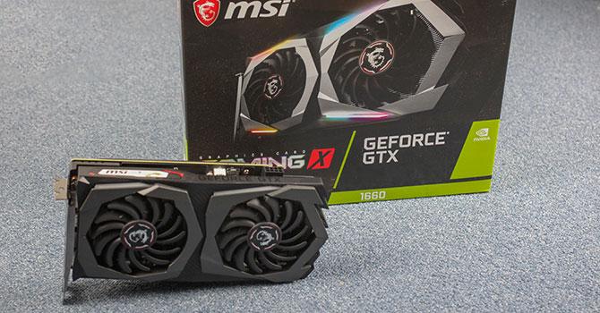 MSI GeForce GTX 1660 Gaming X 6 GB Review | TechPowerUp