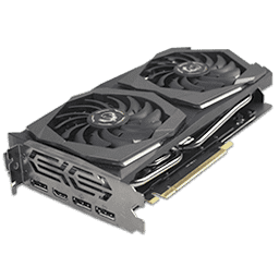 MSI GeForce GTX 1660 Ti Gaming X 6 GB Review