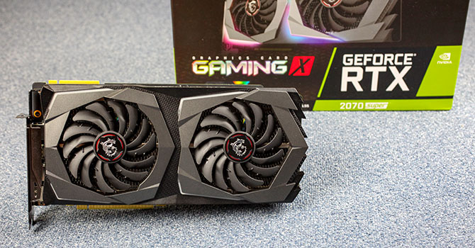 MSI GeForce RTX 2070 Super Gaming X Review | TechPowerUp
