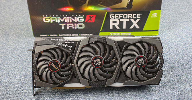 MSI GeForce RTX 2080 Super Gaming X Trio Review | TechPowerUp