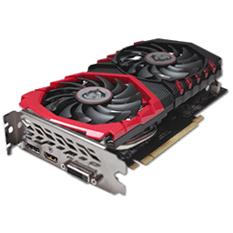 MSI GTX 1050 Gaming X 2 GB Review