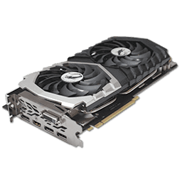 MSI GeForce GTX 1070 Quick Silver OC 8 GB Review