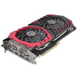 MSI GTX 1080 Gaming X Plus 11 Gbps 8 GB Review