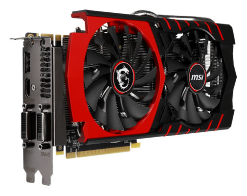 MSI GeForce GTX 970 Gaming 4 GB Review | TechPowerUp