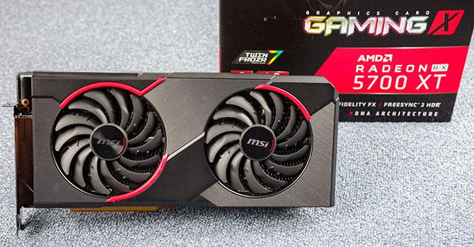 Msi Radeon Rx 5700 Xt Gaming X Review Techpowerup