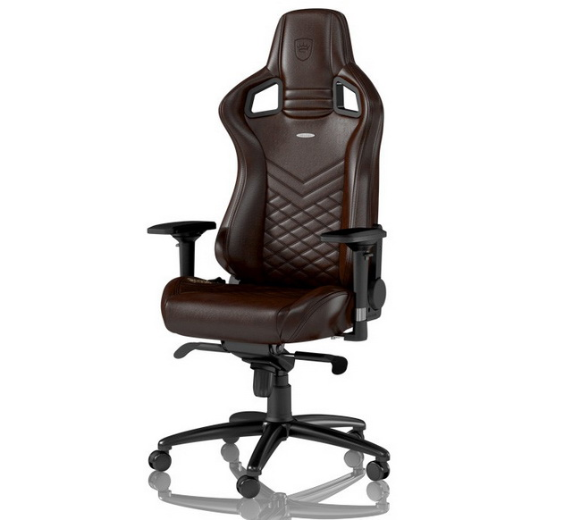 Brilliant Noblechairs Epic Series Real Leather Gaming Chair Review Ibusinesslaw Wood Chair Design Ideas Ibusinesslaworg