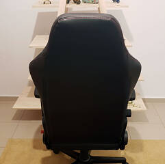 Super Noblechairs Hero Real Leather Gaming Chair Review Techpowerup Caraccident5 Cool Chair Designs And Ideas Caraccident5Info