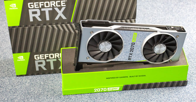 NVIDIA GeForce RTX 2070 Super Founders Edition Review | TechPowerUp