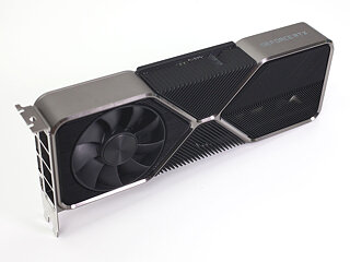 Graphics Card Front Angled