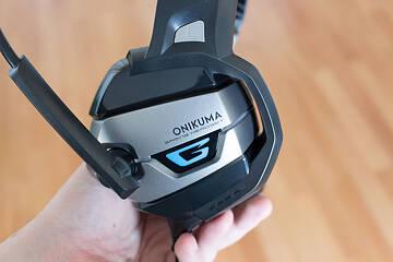 Onikuma K5 Gaming Headset Review   TechPowerUp