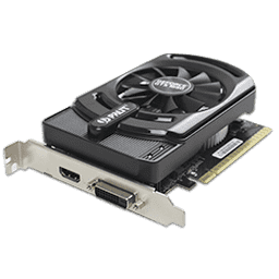 Palit GeForce GTX 1650 StormX OC 4 GB Review