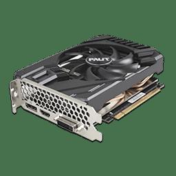 Palit GeForce GTX 1660 StormX OC 6 GB Review