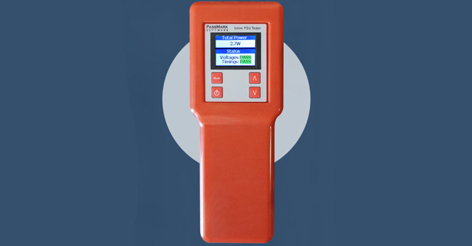 PassMark Inline PSU Tester Review - Zex WotCheat Modpack