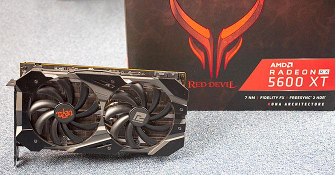 Powercolor Radeon Rx 5600 Xt Red Devil Review Techpowerup