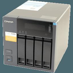 QNAP TS-453A 4-bay NAS Review