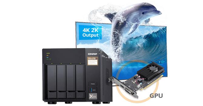 QNAP TS-473 4-Bay NAS Review   TechPowerUp
