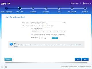 QNAP TS-453B 4-Bay NAS Review   TechPowerUp
