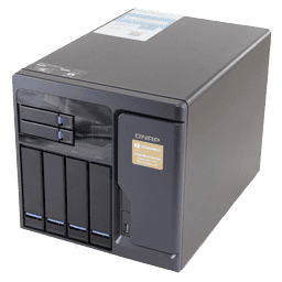 QNAP TVS-682T 6-Bay Thunderbolt NAS Review