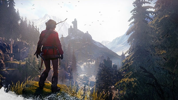 Rise of the Tomb Raider: Performance Analysis | TechPowerUp