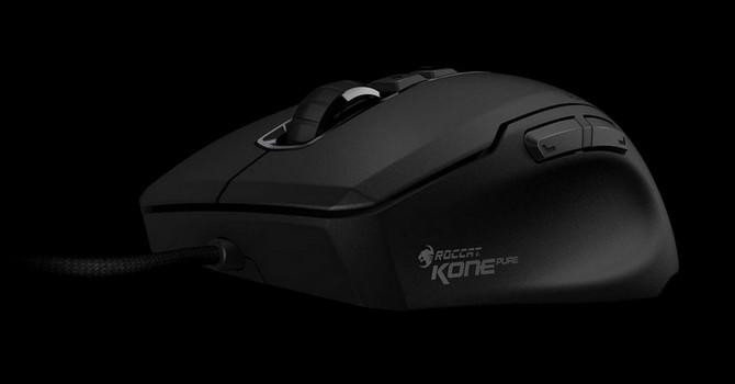Roccat Kone Pure Owl-Eye Review | TechPowerUp