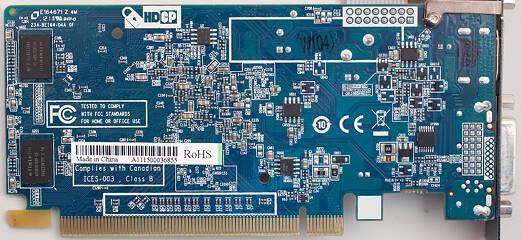 Sapphire HD 6450 1 GB Passive Review | TechPowerUp