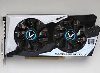 Sapphire HD 7770 Vapor-X 1 GB Review   TechPowerUp